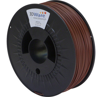 Filament ABS Braun 1.75mm 1Kg